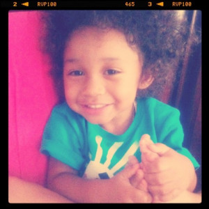 Lil Wayne Lauren London Son