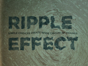 Ripple Effect Quotes And Sayings ~ Trellis Growth Partners