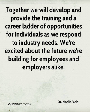 ... about the future we're building for employees and employers alike