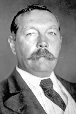 Arthur Conan Doyle Getty Images
