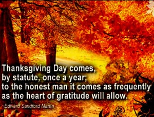 top happy thanksgiving day picture quotes