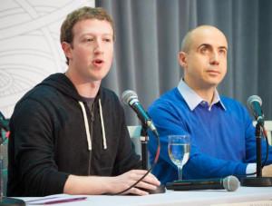 Mark Zuckerberg Sister...