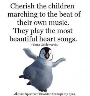 Cherish the children.