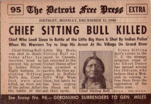 Sitting Bull Family Sitting bull's body was taken
