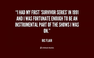 Ric Flair Quotes and Sayings