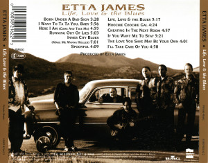 etta james life love and the blues