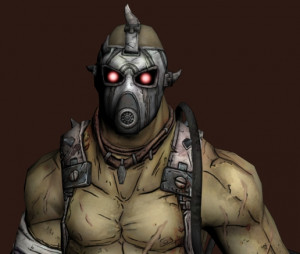 Why couldn't Krieg have gotten a plain old Psycho mask?