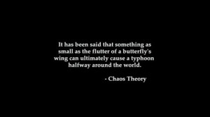 the butterfly effect 2004 clip name chaos theory quote 85 views movie ...