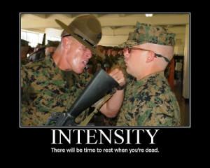 Marine Vs. Soldier