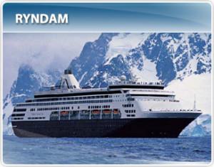 Holland America ms Ryndam Alaska Cruise