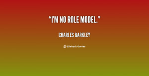 Quotes About Role Models