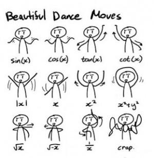 do the math dance