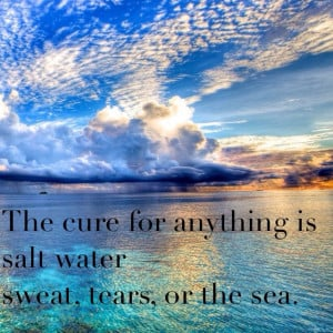 Karen Blixen quote: Blue Sky, Nature, Maldives Island, 50 Shades, The ...