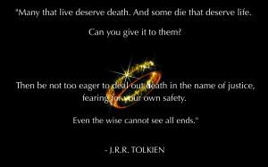 live deserve death…