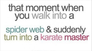 Funny that moment Quotes