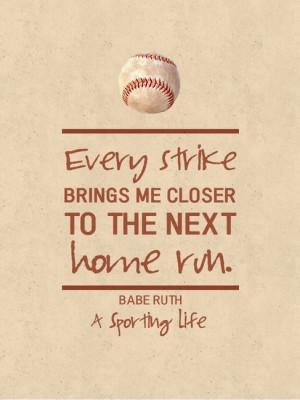 sports quotes baseball