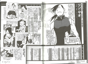 Fullmetal Alchemist Ling Yao Quotes Character Page And