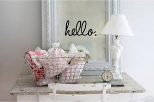 Welcome Quotes | Vinyl Wall Decals