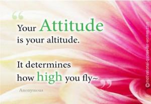 Attitude Quotes III