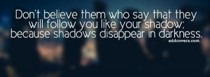 Dont trust everyone { Facebook Timeline Cover Picture, Facebook ...