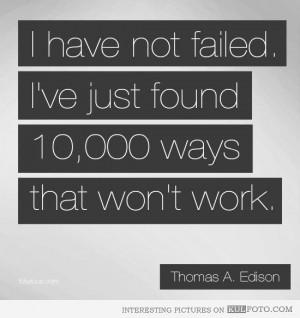 Thomas Edison - Thomas Edison - Edison developed many devices that ...