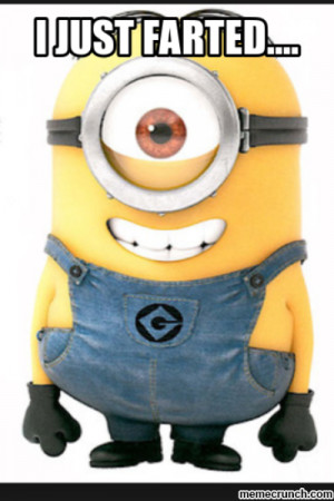 Minion fart May 26 19:04 UTC 2014