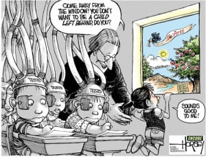 Education Advocate SHOCKED That Standardized Tests Are About Corporate ...