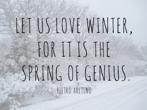 Winter Love Quotes HD Wallpapers