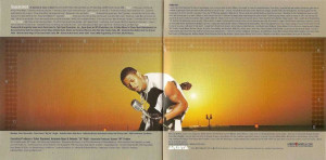 Usher 8701 Album Cover