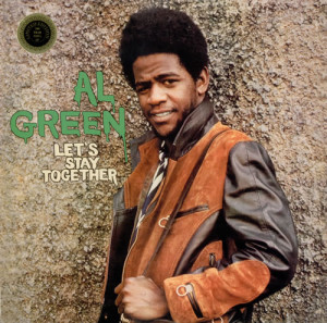 Al Green Let's Stay Together USA LP RECORD FPHI1371