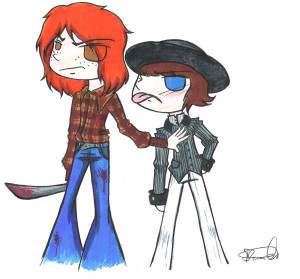 Malachi Children Of The Corn Quotes Isaac and malachi xd by