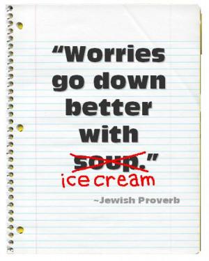 Icecream Journal