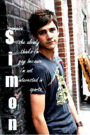 Funny Simon Quotes Mortal...
