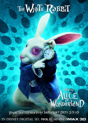 The White Rabbit - Alice in Wonderland Wiki