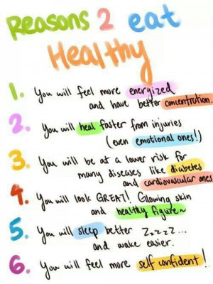 motivational eating healthy quotes