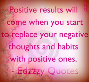 Positive Result Will Come
