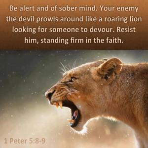 Here Comes the Lion: Daniel 6