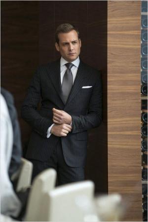 Suits : photo Gabriel Macht