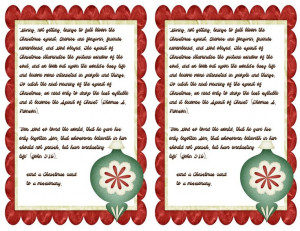 My LDS Life: LDS Young Women 12 days of Christmas I printed these ...