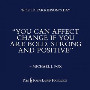 Michael J Fox Parkinson 39 s Quotes