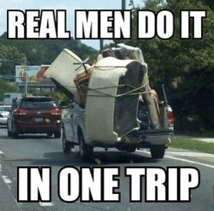 Real Men Picture