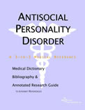 ... The adult criteria were left intact for this personality disorder