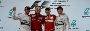 ... his victory, Malaysian GP 2015, portrait, podium [Pic credit: Pirelli