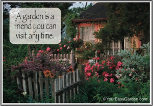 Love Winter Seasons Quotes About Garden
