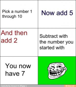 Mind trick / iFunny :)