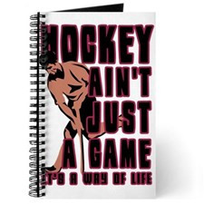 Inspirational Field Hockey Quotes Journals & Notebooks