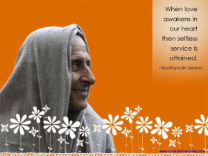 Radhanath Swami on Attaining Selfless Service