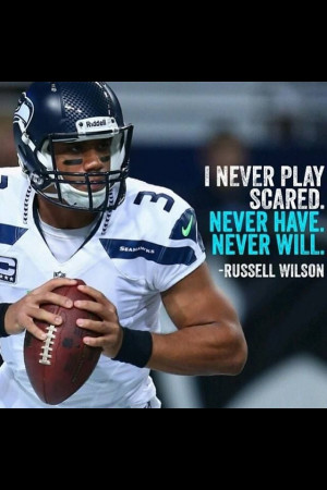 Russell Wilson Quote