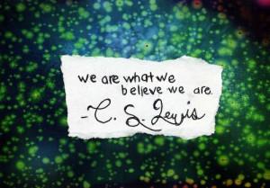 Quotes / CS Lewis