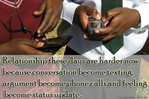 relationship quotes thoughts hard conversation argument phone calls ...
